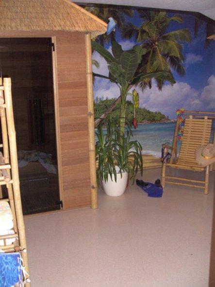 Wohnzimmer 'Wellness'