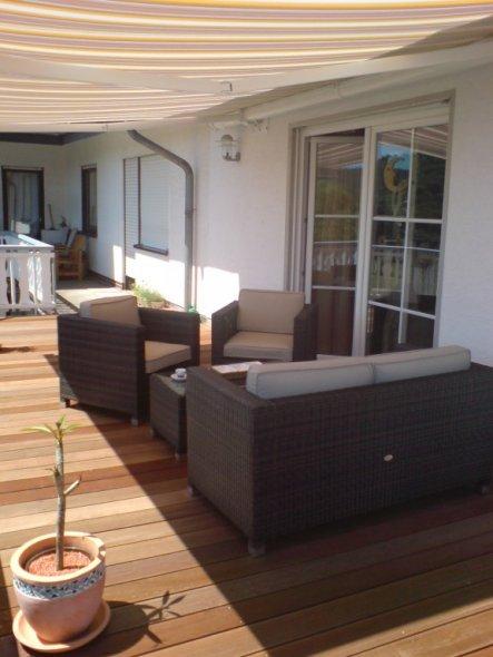 Terrasse / Balkon 'Balkon Vorher/Nachher'