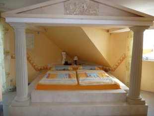 Mediterran 'Schlafzimmer'