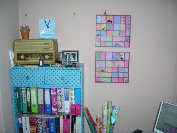 Arbeitszimmer / Büro 'Mein Arbeitszimmer'
