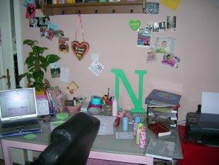 Wohnstil 'Mein Arbeitszimmer' von ShabbyGalore