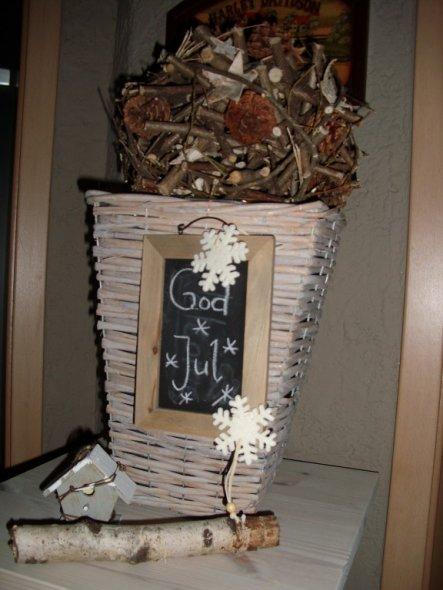 Weihnachtsdeko 'X-Mas Erinnerung 2008'