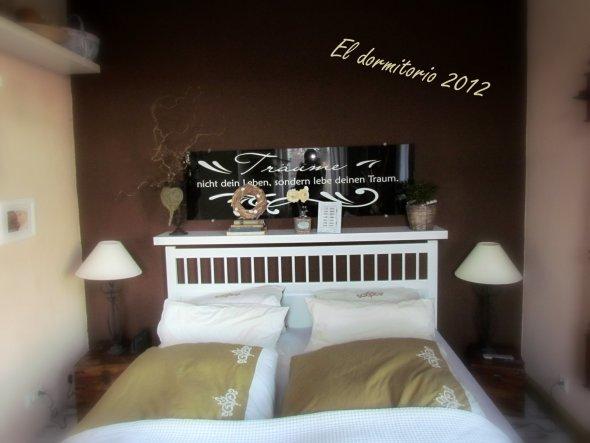 Schlafzimmer 'El dormitorio'