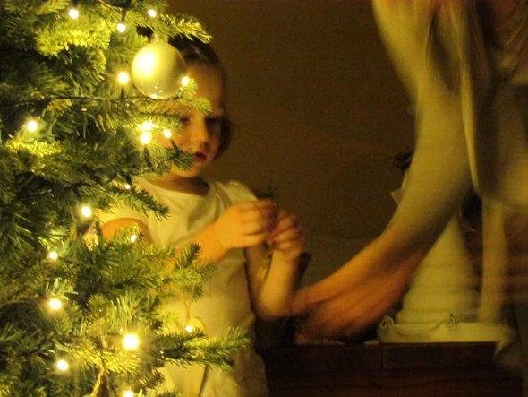 Weihnachtsdeko 'Ho Ho Ho 2011'