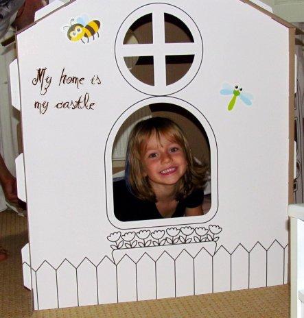 Kinderzimmer 'Chica- Hütte'