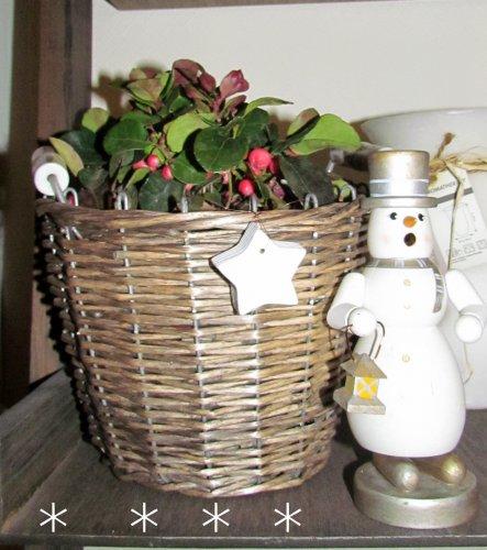 Weihnachtsdeko 'Feliz Navidad'