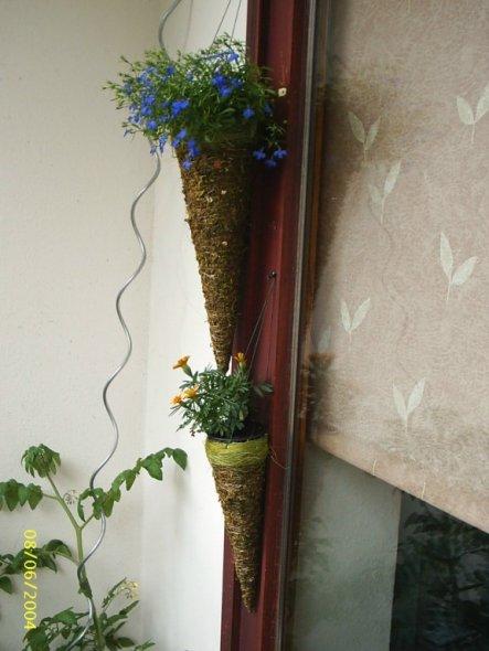 Garten 'Balkon im Frühling'