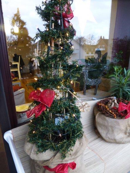 weihnachtsdeko 39 balkon weihnachten 2015 39 meeresbrise zimmerschau. Black Bedroom Furniture Sets. Home Design Ideas