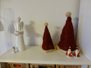 Weihnachtsdeko 'Wohnzimmer 2015 Weihnachten'