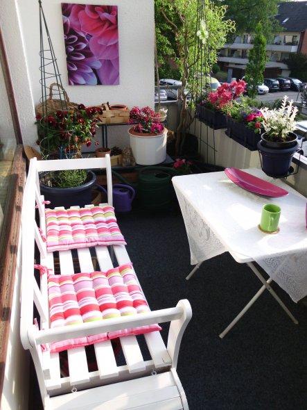 Terrasse / Balkon 'Sommerbalkon 2015'