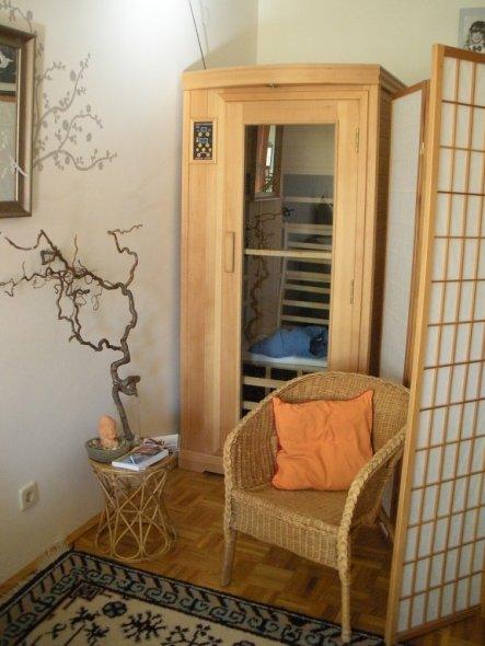 Wohnzimmer ' Wohlfühlbereich'
