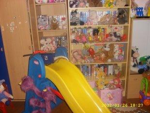 Kinderzimmer von zwei Mädels