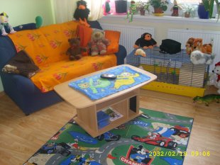 Zimmer von meinem Sohn