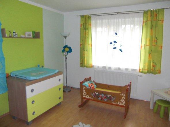 """Kinderzimmer 'für unseren """"Zwerg""""'"""