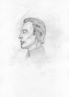 Seitenportrait