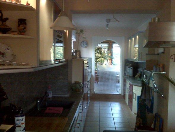 Wohnzimmer Kuche Getrennt : Wohnzimmer Wohnzimmer mit integrierter ...