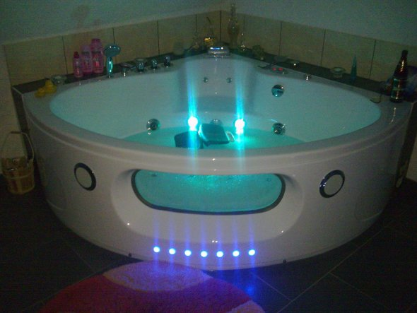 Bad 'Unser neues Spaßbad'