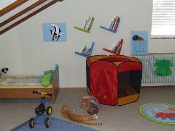Kinderzimmer 'Mika`s neues Zimmer'