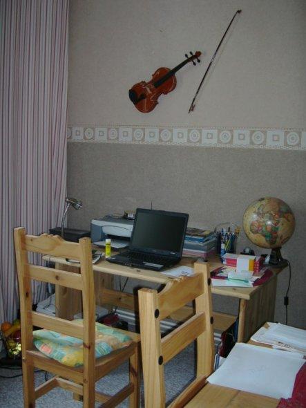 Arbeitszimmer / Büro 'Meine Büroecke'