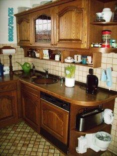 Küche dunkel