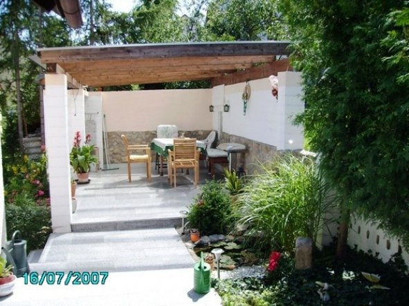 garten terrasse mein teich von mainlady 9373 terrasse zimmerschau. Black Bedroom Furniture Sets. Home Design Ideas