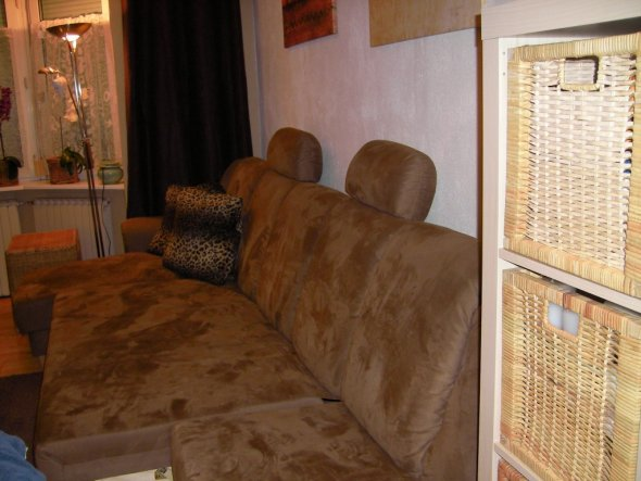 Wohnzimmer 'Kleine Afrika Oase'