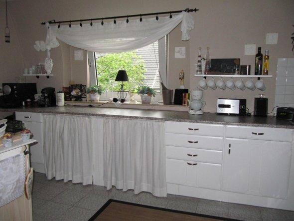k che 39 unsere neue shabby k che 39 engelsfl gel zimmerschau. Black Bedroom Furniture Sets. Home Design Ideas