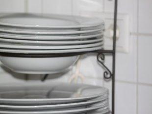 Unsere neue Shabby Küche