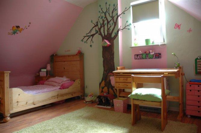 kinderzimmer 39 zauberwald 39 villa kunterbunt zimmerschau. Black Bedroom Furniture Sets. Home Design Ideas