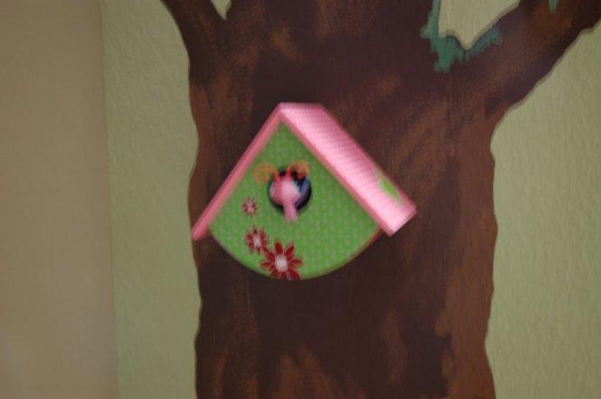 Kinderzimmer 'Zauberwald'