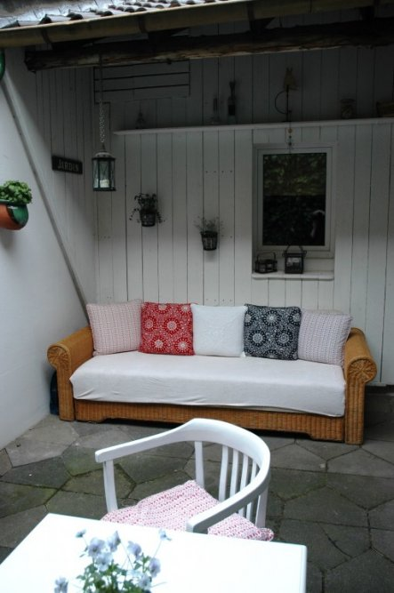 Garten 'Unser Innenhof'