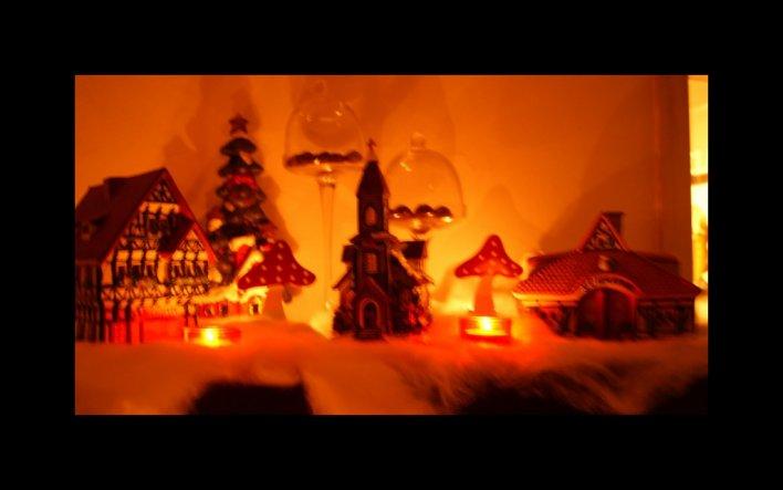 Weihnachtsdeko 'Winter 2010'