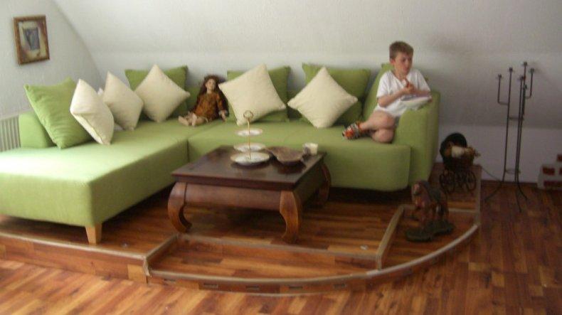 Perfect Unser Wohnzimmer