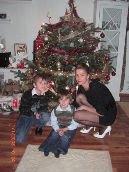 Letzte Weihnachten, Kinder hatten keine lust waren so krank..