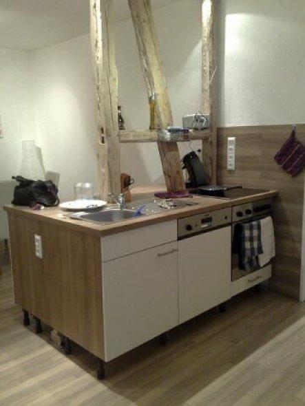 Küche 'Küche Alte Whg' - M & M'S Paradies - Zimmerschau