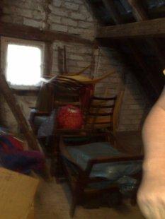 Hausfassade / Außenansichten 'Dachboden'