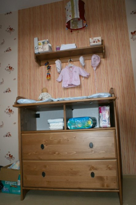 Kinderzimmer 'Phibies Reich'
