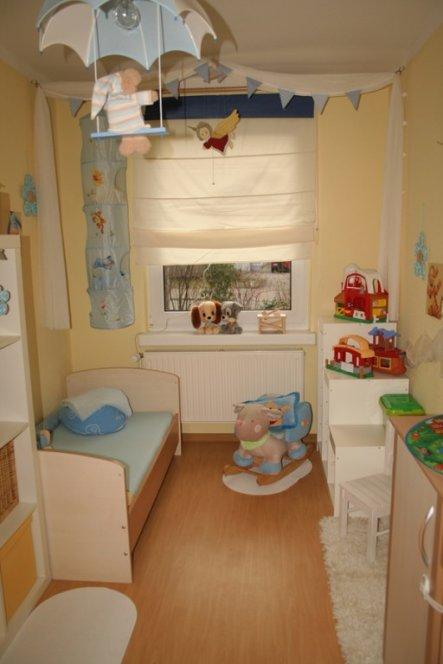 kinderzimmer unser kleines reich von aesthesia 24423 zimmerschau. Black Bedroom Furniture Sets. Home Design Ideas