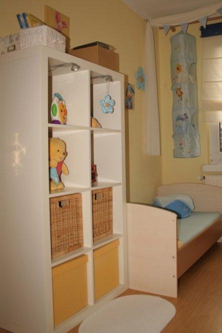 Kinderzimmer unser kleines reich von aesthesia 24423 for Winnie pooh kinderzimmer