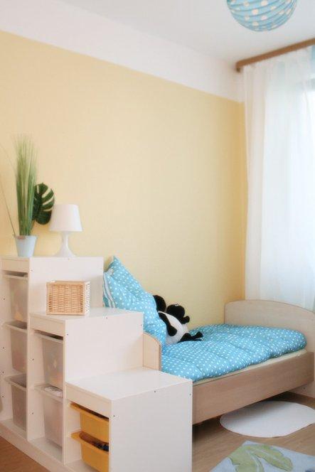 kleines kinderzimmer neu gestalten. Black Bedroom Furniture Sets. Home Design Ideas