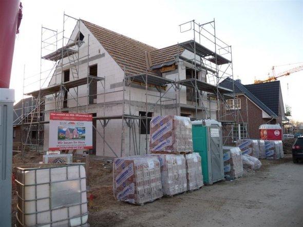 Hausfassade / Außenansichten 'Hausbau'