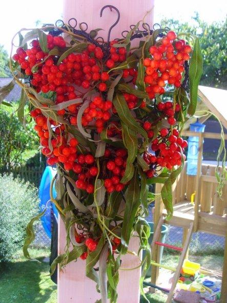 Deko 'A bisserl Herbst'