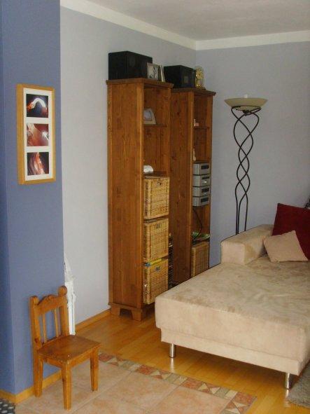 Wohnzimmer klein und unser von lama 28166 zimmerschau - Neues wohnzimmer ...