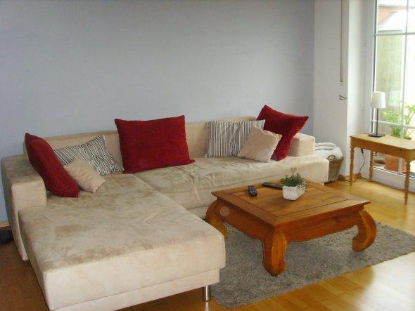 Wohnzimmer 39 neues wohnzimmer 39 klein und unser zimmerschau - Neues wohnzimmer ...
