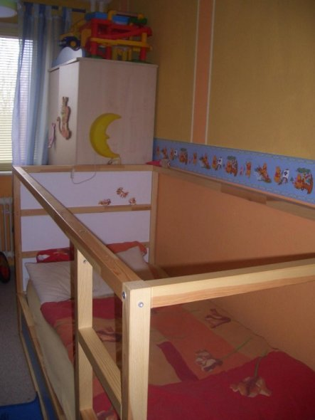 Kinderzimmer 'Juniors Reich'