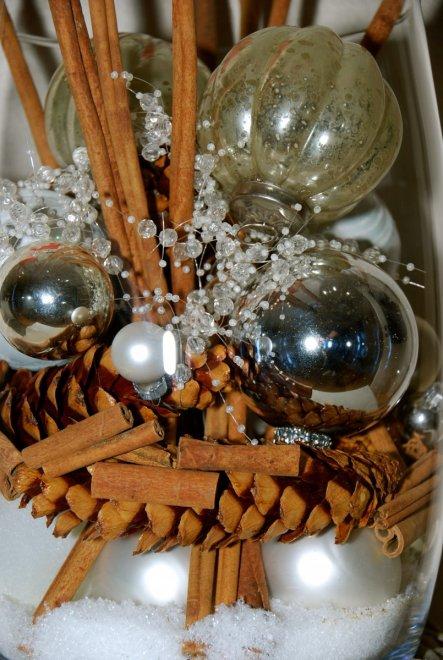 Weihnachtsdeko 'X-Mas 2011'