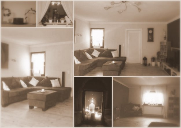 Wohnzimmer 'salle de Séjour'