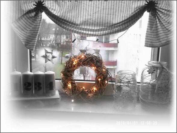 Weihnachtsdeko 'Weihnachten 2014'