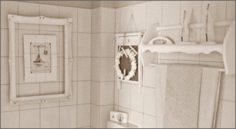 Deko 'Badezimmer'