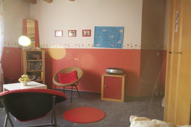 Kinderzimmer 'Teenie-Mädchenzimmer'